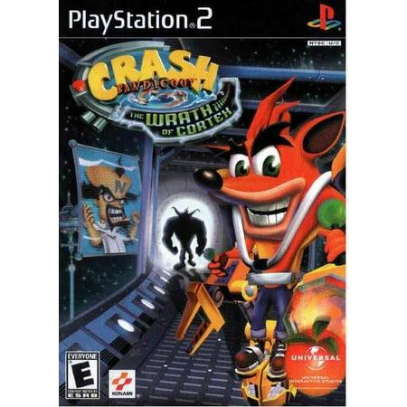 Crash Bandicoot The Wrath of Cortex - PS2 (Crash Bandicoot The Wrath Of Cortex Part 1)