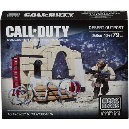 Outpost Hybrid - Mega Bloks Call Of Duty Armd Vhcl Desert Outpost