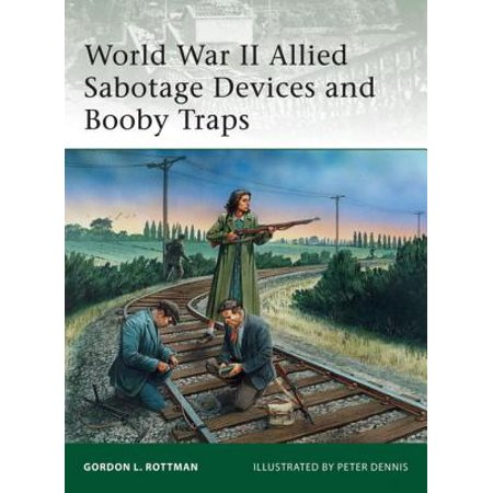 World War II Allied Sabotage Devices and Booby Traps -