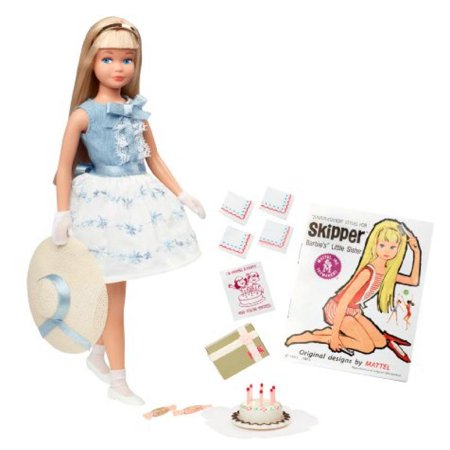 Barbie Collector Skipper 50th Anniversary Doll