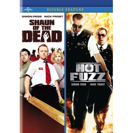 SHAUN OF THE DEAD/HOT FUZZ 2PK (DVD/DOUBLE FEATURE/2DISCS)