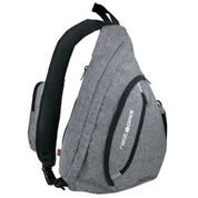NeatPack Versatile Canvas Sling Bag / Travel Backpack /Wear Over Shoulder or Crossbody ()