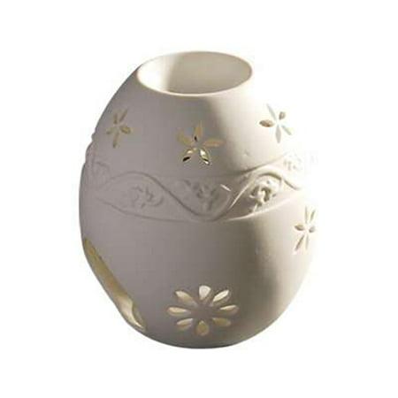 Royal Massage Tea Light Aromatherapy Oil Burner - Egg