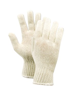 Magid KnitMaster Lightweight Womens Machine Knit Gloves, 12 Pairs