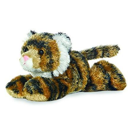 Aurora Plush Tanya Tiger Mini Flopsie 8