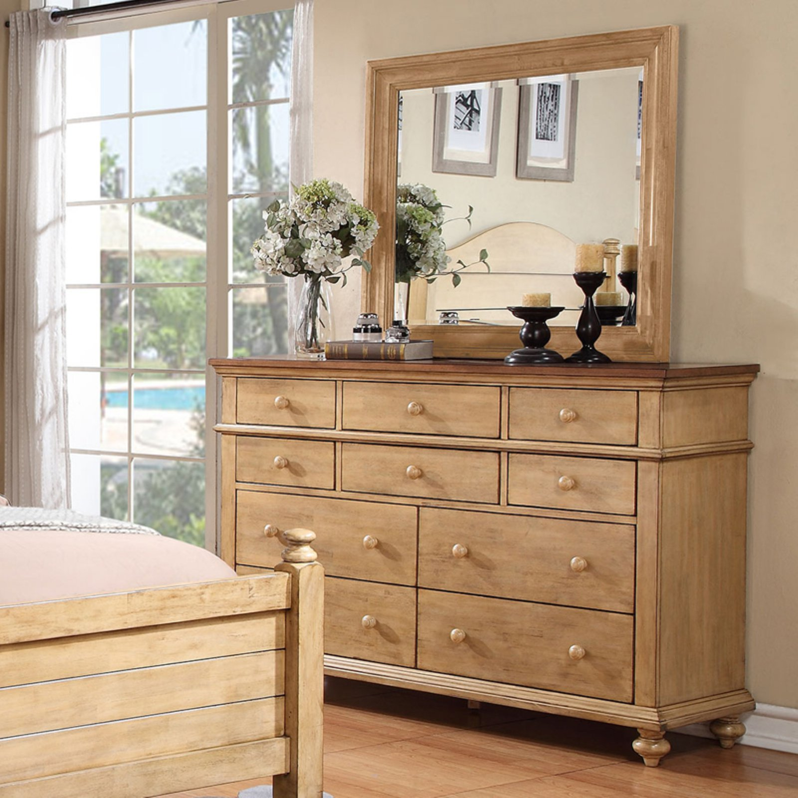 Winners Only Quails Run 10 Drawer Dresser