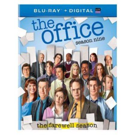 The Office  Season Nine  Blu Ray