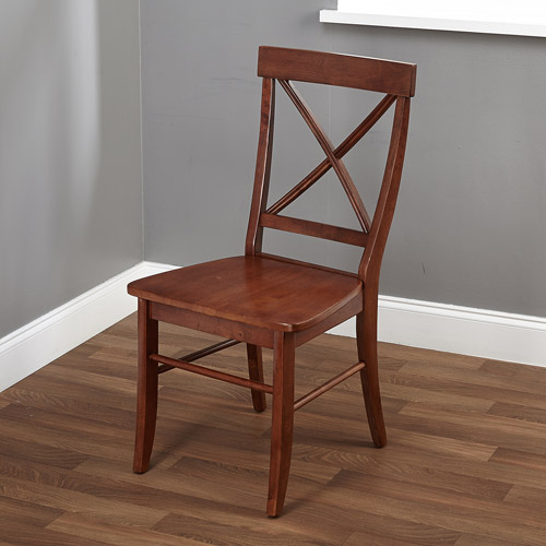 Click here to buy Easton Crossback Chair, Multiple Colors by Generic.
