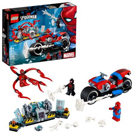 LEGO Super Heroes Spider-Man Bike Rescue 76113