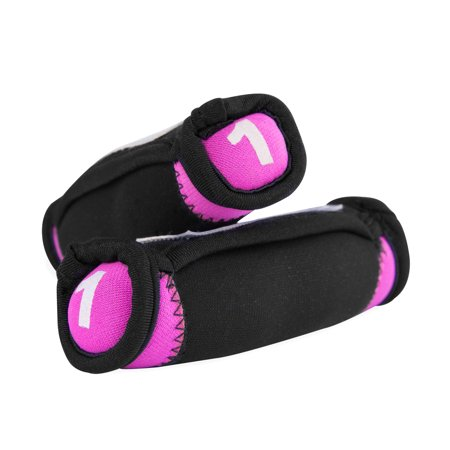 Tone Fitness Walking Weights, 1 lb Pair