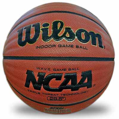 Wilson WTB0601 Women's 28.5-inch Indoor NCAA WAVE by