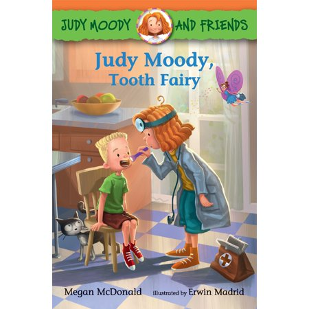 Tooth Fairy Tiara (Judy Moody and Friends: Judy Moody, Tooth)