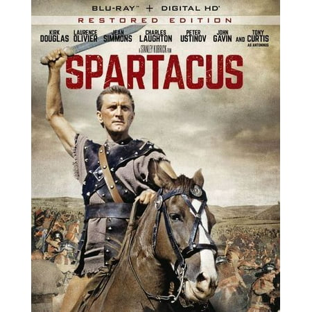 Spartacus (Blu-ray + Digital Copy)