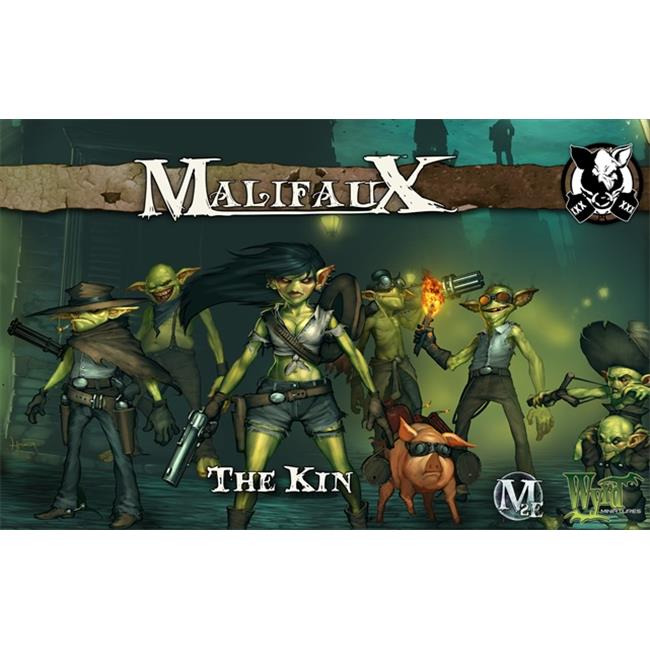 Wyrd Miniatures 20602 Ophelia Box Set - The Kin