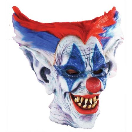 Costumes for all Occasions FM57608 Outta Control Clown Mask - Purge Masks For Sale
