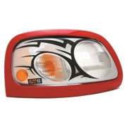 GT Styling 961987 Pro-Beam Headlight Cover Fits 00-03 Eclipse