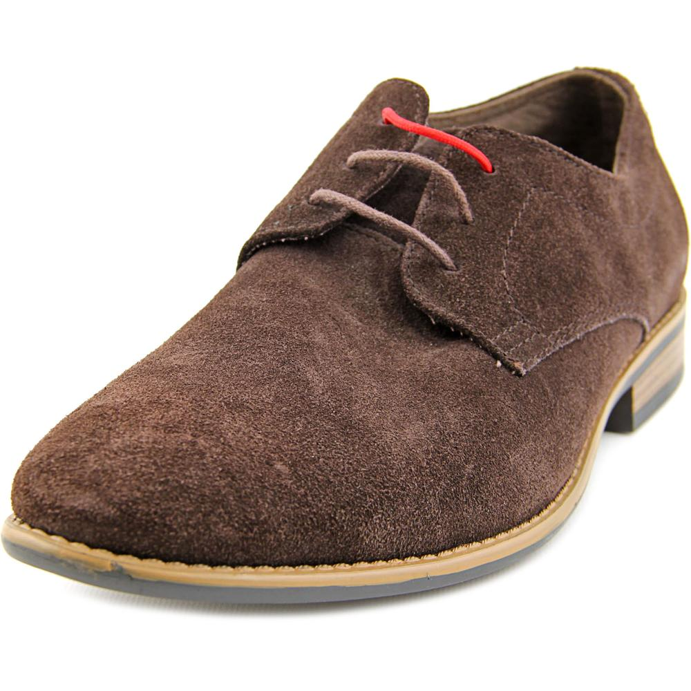 J75 by Jump Marconi Men  Round Toe Suede  Oxford