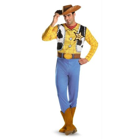 Costumes For All Occasions Dg13579C Woody Adult Classic 50-52