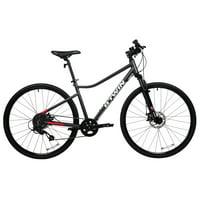 "Riverside by DECATHLON - 28"" Hybrid Bike Riverside 500"