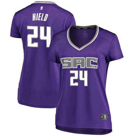 finest selection bc505 bf13d Buddy Hield Sacramento Kings Fanatics Branded Women's Fast Break Replica  Jersey Purple - Icon Edition
