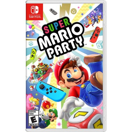 Super Mario Party, Nintendo, Nintendo Switch