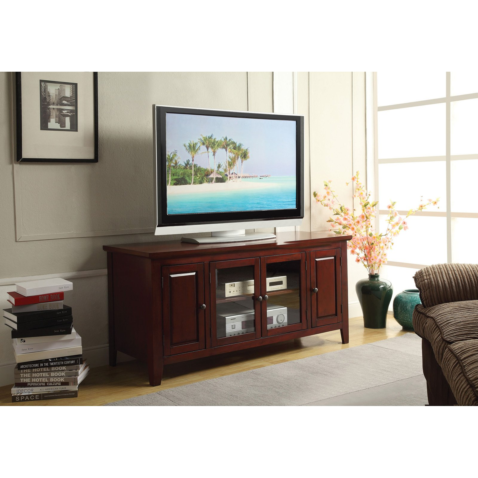 ACME Christella TV Stand for Flat Screen TVs up to 60""