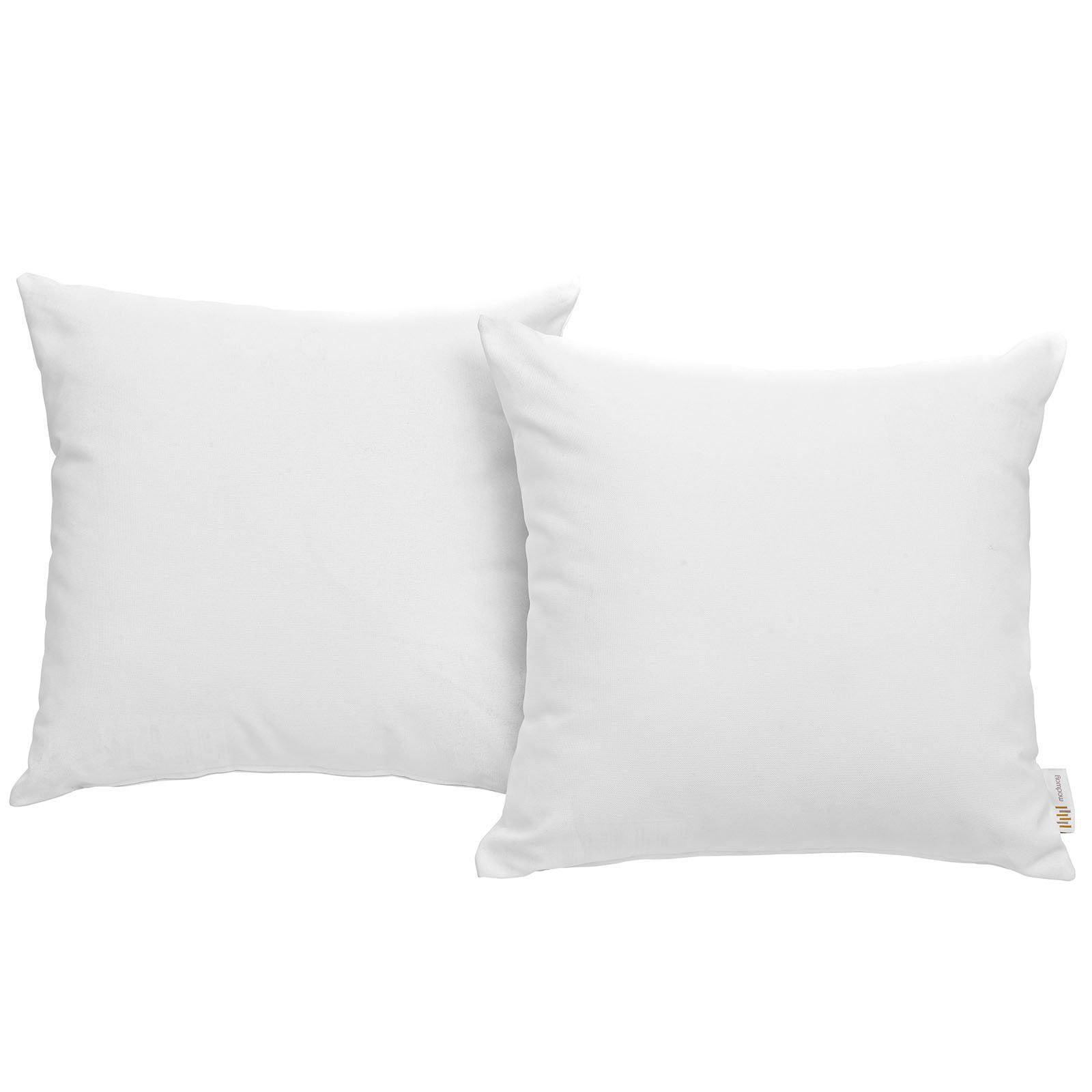 Modway Convene 2 Piece Outdoor Patio Pillow Set, Multiple Colors    Walmart.com