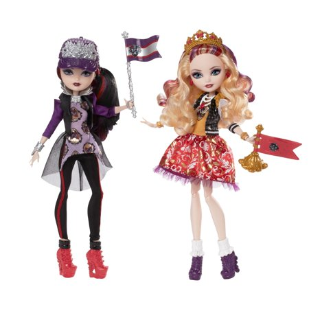 Ever After High School Spirit Doll 2-Pack - Ever After High Kitty Cheshire