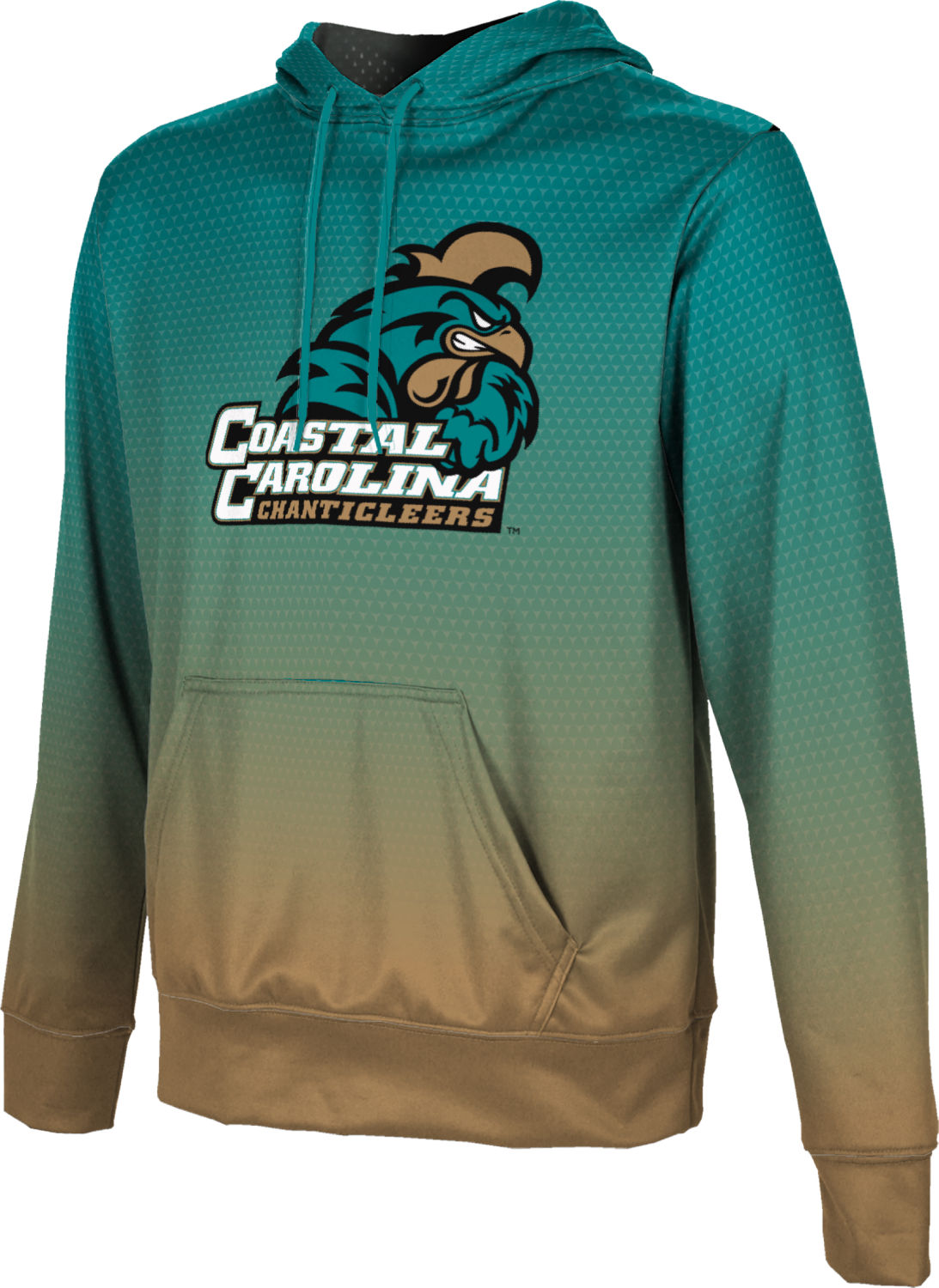 ProSphere Boys' Coastal Carolina University Zoom Pullover Hoodie