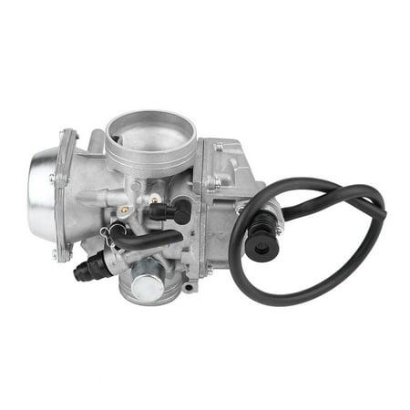 Sonew Carburetor Carb, Carburetor for TRX300 Fourtrax,Carburetor Carb Fits for Honda TRX300 300 Fourtrax 1988-2000 - image 2 of 12