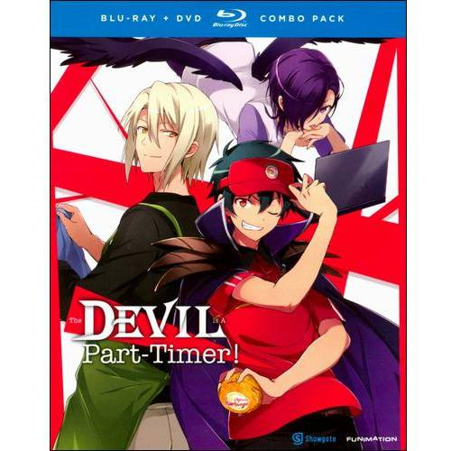 The Devil Is A Part-Timer! (Blu-ray + DVD)