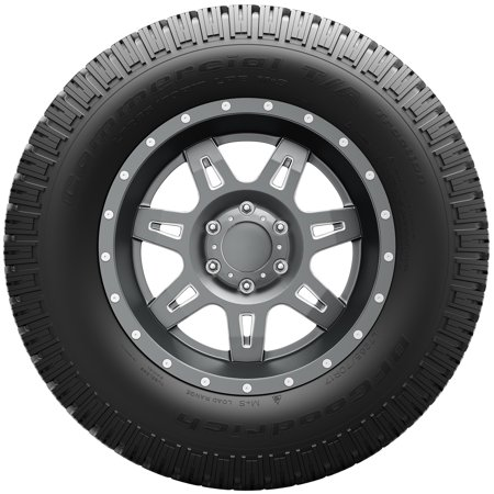 BFGoodrich Commercial T/A Traction All-Terrain Tire LT245/75R16/E (Terrain Traction)