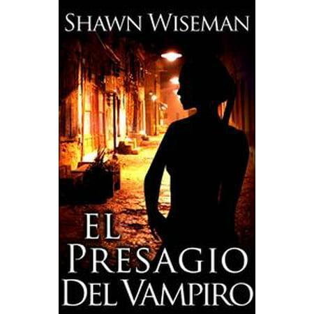 El presagio del vampiro - eBook - Disfraces Vampiro Halloween