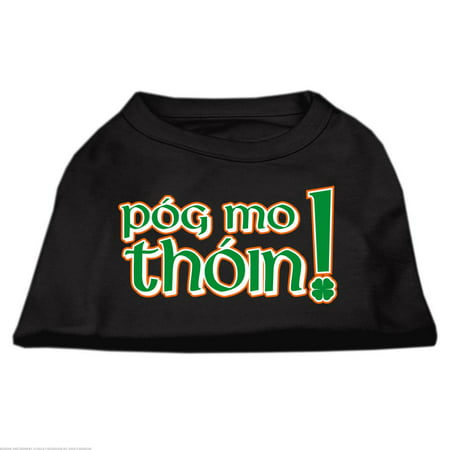 Pog Mo Thoin Screen Print Shirt Black Med (12)