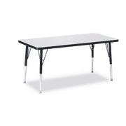 Jonti Craft Classroom Tables Walmart Com