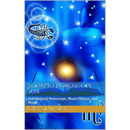 Scorpio Horoscope 2018: Astrological Horoscope, Moon Phases, and More - eBook - Halloween Moon Phase 2017