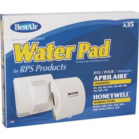 PAD WATER FURNACE HUMIDIFIER