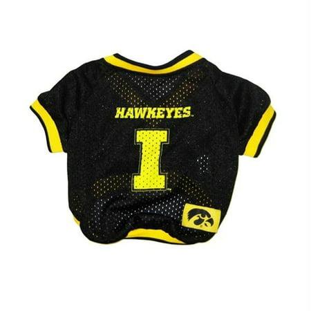 Iowa Hawkeyes Dog Jersey - Medium - image 1 de 1