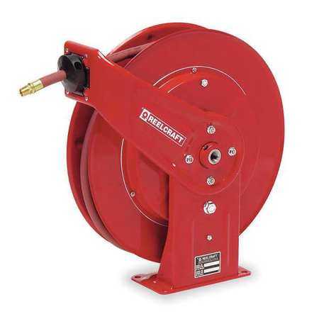 Reelcraft 7450 Ohp1 Hose Reel  Industrial  5  000 Psi  210F