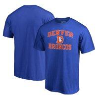 2e147741 Product Image Denver Broncos NFL Pro Line by Fanatics Branded Vintage  Victory Arch T-Shirt - Royal