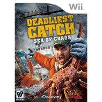 Deadliest Catch: Sea of Chaos - Nintendo Wii