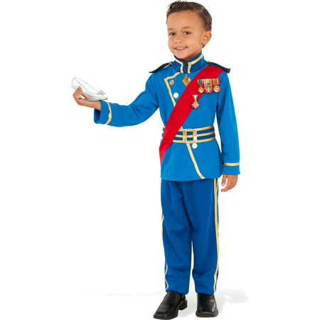 The Prince Of Vanity Halloween (Boys Royal Prince Costume)