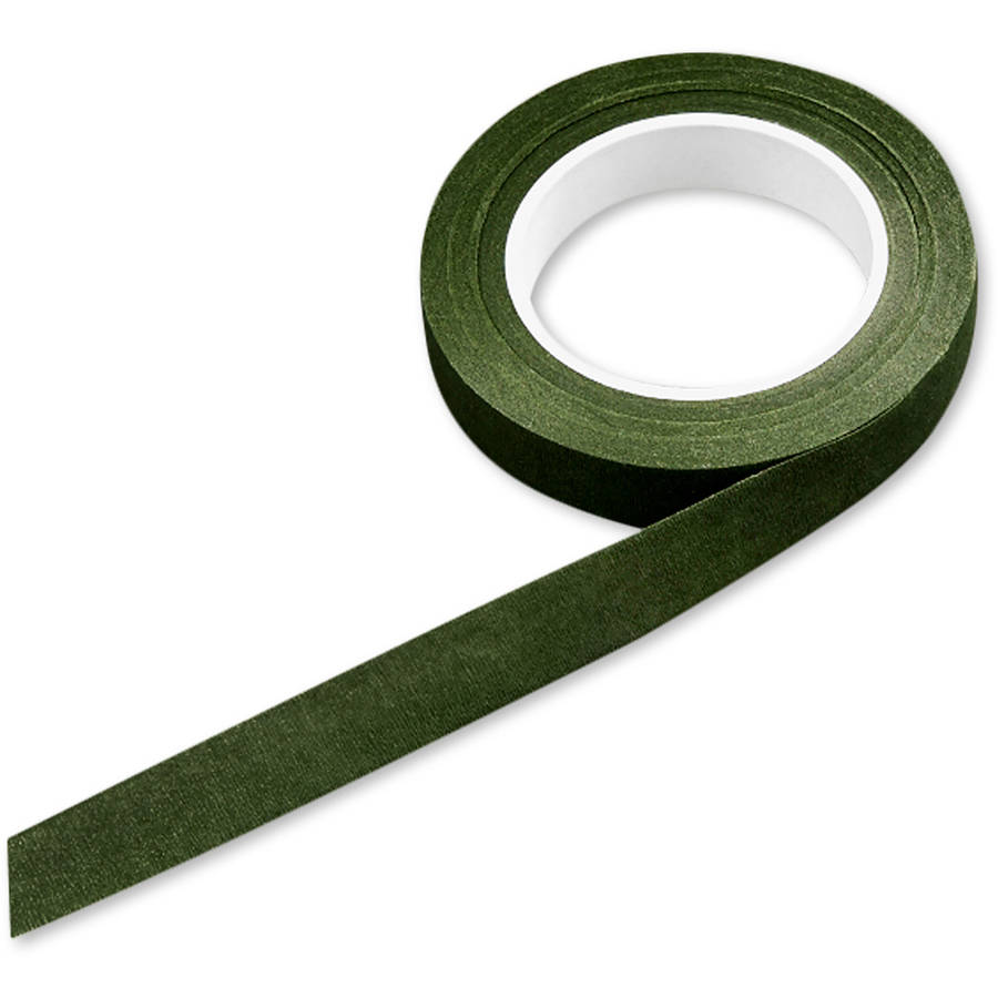FloraCraft Design It Green Floral Tape Pack, 3 Piece