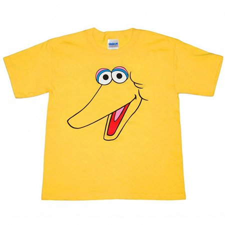 Sesame Street Big Bird Face Infant T-Shirt