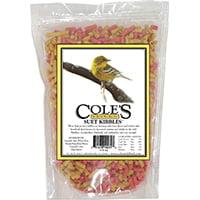 Image of COLES WILD BIRD PRODUCTS INC Wild Bird Food, Berry Suet Kibbles, Small SKSU