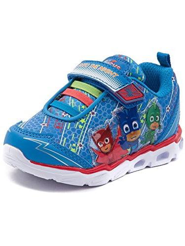 PJ Masks Boys Light Up Sneakers (6)