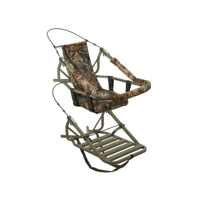 Summit Viper Classic 81052 Self Climbing Steel Treestand ...