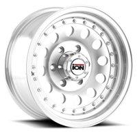 "Ion 71 16x7 6x5.5"" -8mm Machined Wheel Rim 16"" Inch"