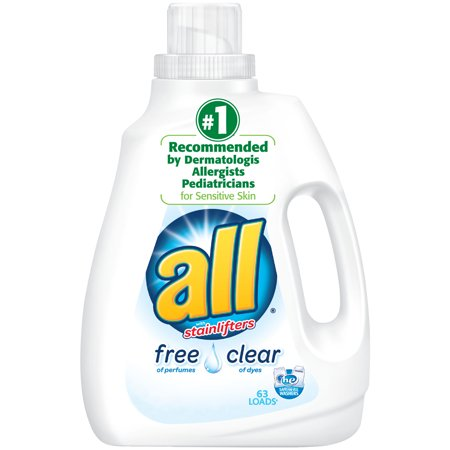 All With Stainlifters Free Clear  94 5 Fl Oz