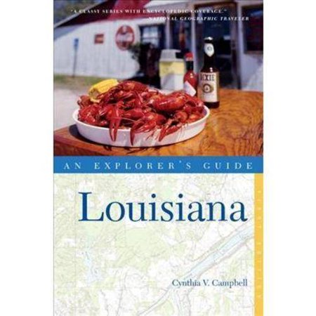 An Explorers Guide Louisiana
